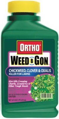 The Scotts Co. 0394560 Weed-B-Gon Chickweed, Clover, & Oxalis Killer