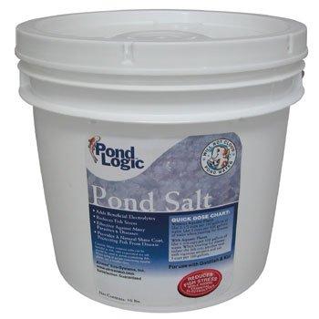 Pond Logic Pond Salt, 20 Lb Bucket