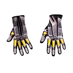 Bumblebee Transformers Child Gloves Accessory