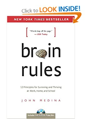 Brain Rules Book Cover