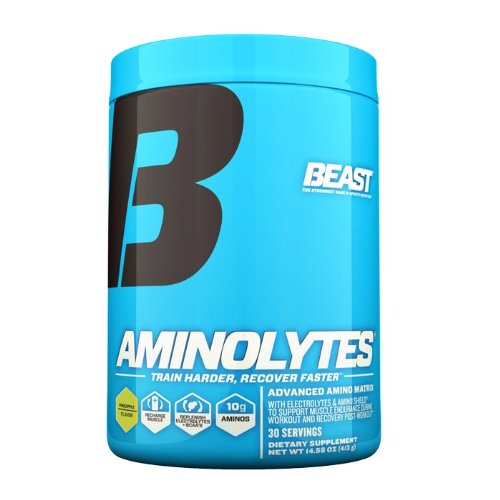 Beast Sports Nutrition Aminolytes, Millstone Loss Powder, Pineapple, 413 ...