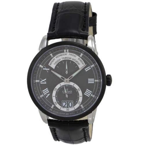 Charmex Men's 2151 Zermatt Retrograde Big Date Calendar Watch