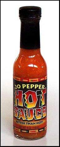 20 Pepper Hot Sauce