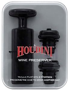 Metrokane Houdini Wine Preserver