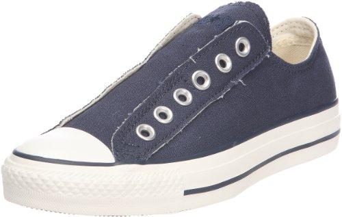 Converse Ctas Slip On Ox, Scarpe sportive unisex bambini, Blu (Blau (Navy)), 36