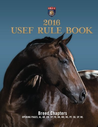 2016 USEF Rulebook - Breed Chapters PDF