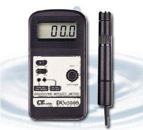 Sauerstroffmeßgerät/Sauerstoffmessgerät Aquarium Kläranlage Koi Teich SA1
