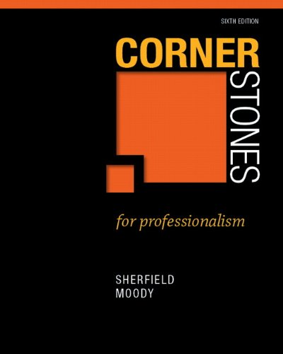 Cornerstones for Professionalism (2nd Edition)