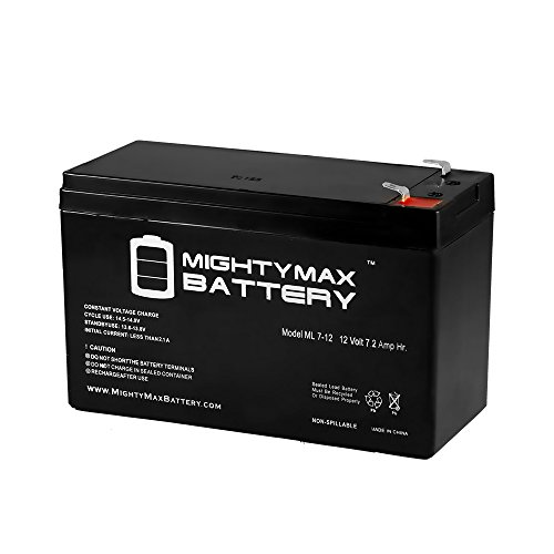 buy 12V 7.2AH SLA Battery for Humminbird Fishfinder 570 - Mighty Max Battery brand product for sale