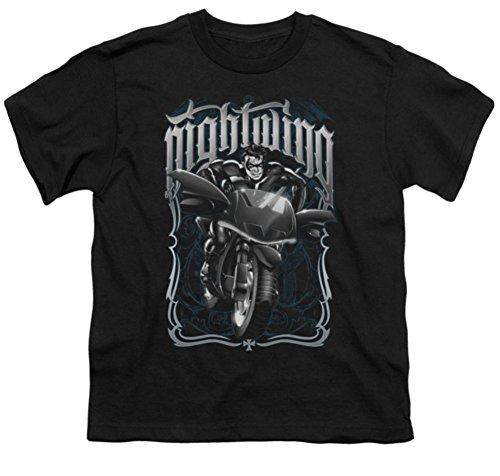 Batman Nightwing: Biker Youth T-Shirt