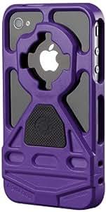 Rokform 300429 Rokbed V3 Case Kit for iPhone 4/4S - 1 Pack - Retail Packaging - Purple