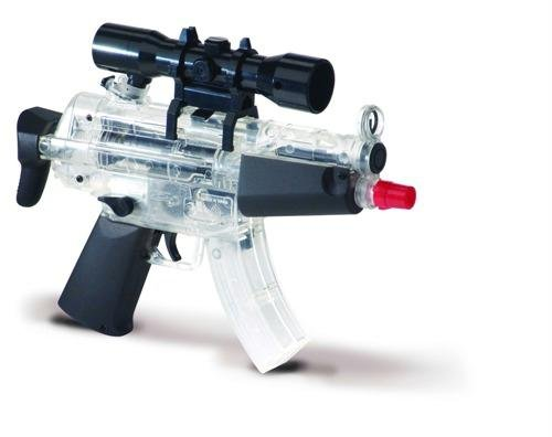 Crosman Full or 6mm Semi-Automatic Dual-Powered Mini AirSoft Gun