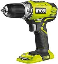 Comprar Ryobi RCD1802M - Taladro (1,21 kg, Negro, Verde)