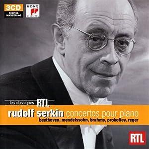 Concertos pour piano (Coffret 3 CD)