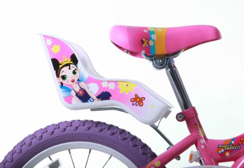 Titan Girl's Flower Princess BMX Bike, Pink, 16-Inch 3