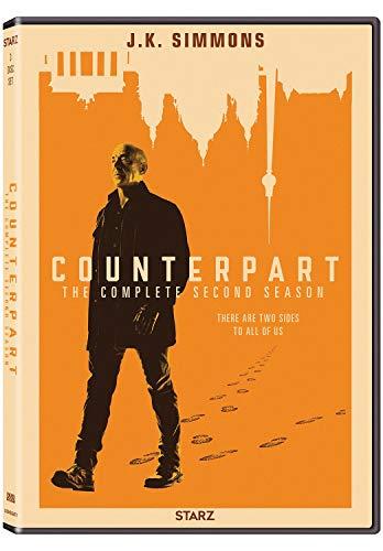 DVD : Counterpart: Season 2 (2 Discos)