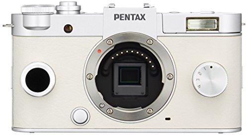 PENTAX ミラーレス一眼 Q-S1 ボディ ピュアホワイト 06180