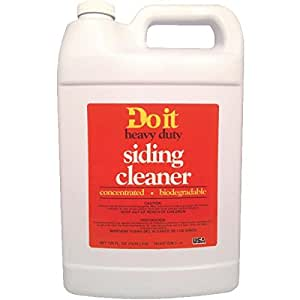 Amazon Com Heavy Duty Siding Cleaner Gal Siding Cleaner
