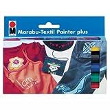 Marabu Textil Plus Painter Assortment