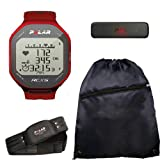 Polar RCX5 90042054 RCX5 - Basic in Red With Cinch Bag