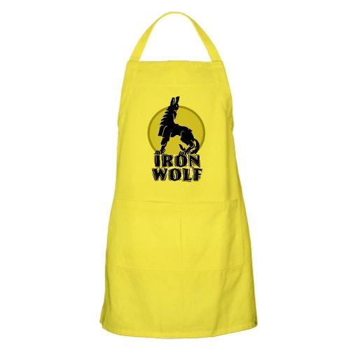 Cafepress Iron Wolf BBQ Apron - Standard