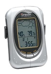 Oregon Scientific EB313HG  Handheld Weather Forecaster with Alarm Clock