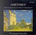 Arensky:Piano Trios