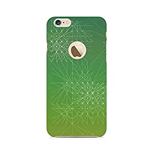 Ebby Eco Geometric Premium Printed Case For Apple iPhone 6/6s with hole