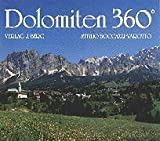 img - for Dolomiten 360 Grad. Sonderausgabe. Text und Bildlegenden in deutsch und englisch. book / textbook / text book