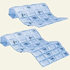 Cryopak Flexible Ice Mat, Set of 2 (36 pouches total)