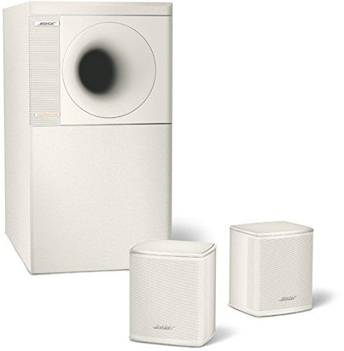 Bose ® Acoustimass ® 3 Series V Stereo Lautsprecher System weiß