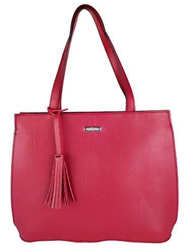 Red Haute Potli Handbag (Red)
