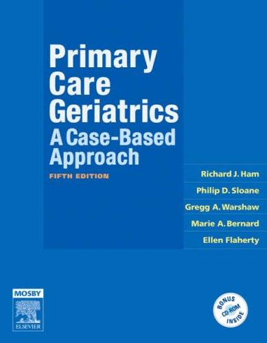 Primary Care Geriatrics: A Case-Based Approach, 5e