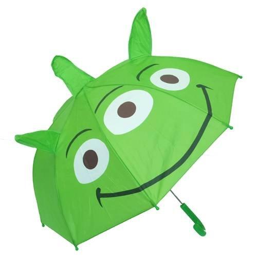 トイストーリー《エイリアン》 耳付きアンブレラ2ndディズニーキャラクター子供用傘通販