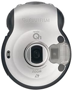 Fujifilm Q1 Zoom APS Camera (Black)