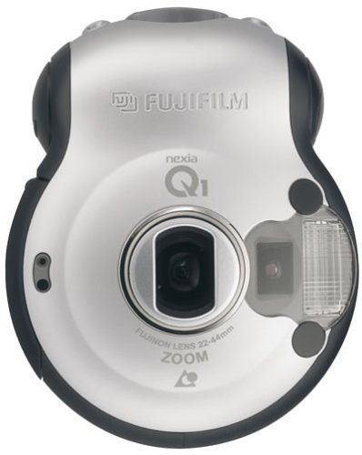 Review Fujifilm Q1 Zoom APS Camera (Black)
