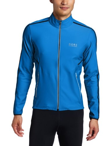 Gore Mythos Running Wear Men's Jacket Soft Shell Light