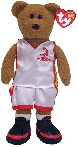 Ty Beanie baby Shaqbear - 1