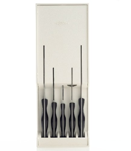 CUTCO Model 2085 All Knife Set  1725 Full Size