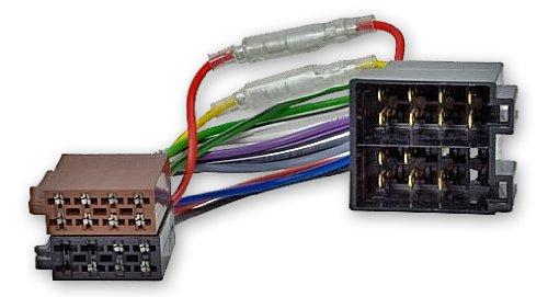 Autoradio-Anschlu-Adapter-Audi-Seta-Skoda-Opel-VW-Kabel-ISO