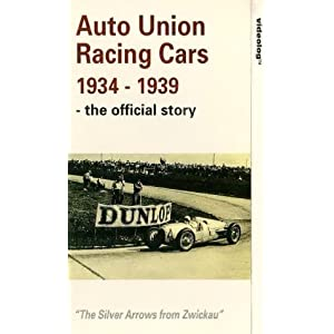 Auto Union Racing on Auto Union Racing Cars 34 39  Vhs   Uk Import   Amazon De  Vhs