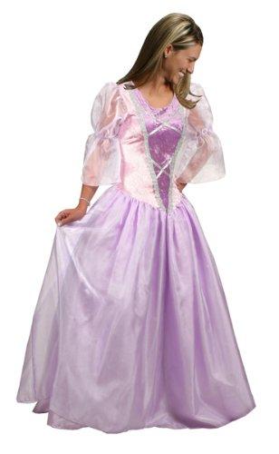 Little Adventures 51052 Adult Deluxe Rapunzel Costume - Large / Xlarge