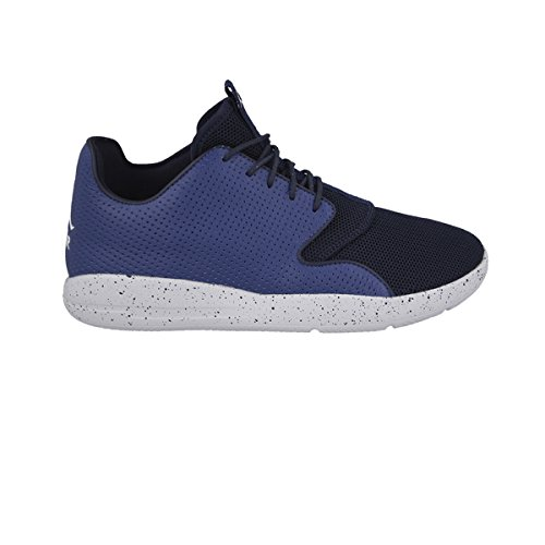 Nike - Jordan Eclipse - Color: Bianco-Blu marino - Size: 44.0