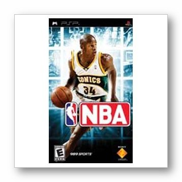 Nba Basketball - Sony Psp front-610615