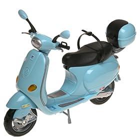 ProductWiki: 2006 Vespa Granturismo 200 - Scooters