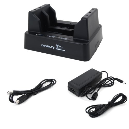 Buy Cheap Cavalry CAHDD Series USB Dual-Bay Dock With RAID Feature EN-CAHDD2B-D