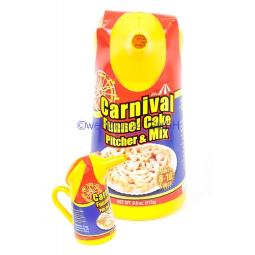 Carnival Funnel Cake Pitcher & Mix