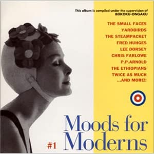 Moods For Moderns #1 (60's)