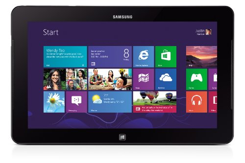 Samsung ATIV Smart PC Pro 700T - tablet - Windows 8 Pro 64-bit - 128 GB - 11.6
