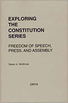 constitution and freedom of speech issues Mainstream america regards the westboro church as morally repugnant, but as roberts concluded (pdf), to preserve freedom of speech, america must protect even hurtful speech on public issues to.